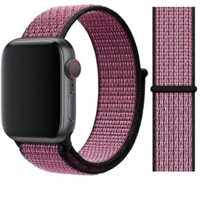NEW[BAND] Pink Blast Strap Loop For Apple Watch